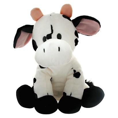 R&R Games Hide & Seek Safari Junior Cow Plush Toy
