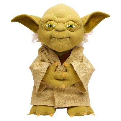 "STAR WARS™ Underground Toys Yoda Talking Plush (9"")"