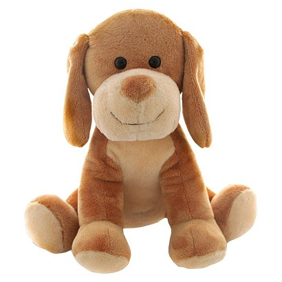 R&R Games Hide & Seek Safari Junior Dog Plush Toy