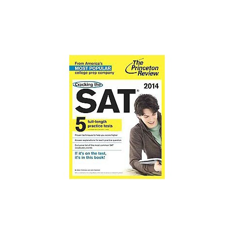 Cracking the SAT 2014 (Paperback)