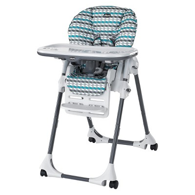 Chicco Polly SE High Chair - Vapor