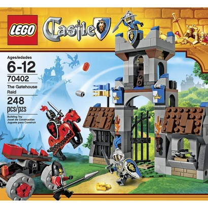 LEGO® Castle The Gatehouse Raid 70402
