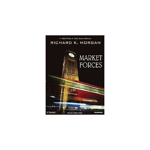 Market Forces (Unabridged) (Compact Disc)