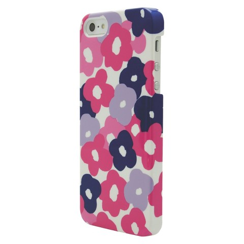 Mara Mi Multi Floral Cell Phone Case for iPhone5 - Multicolor (CO7658)