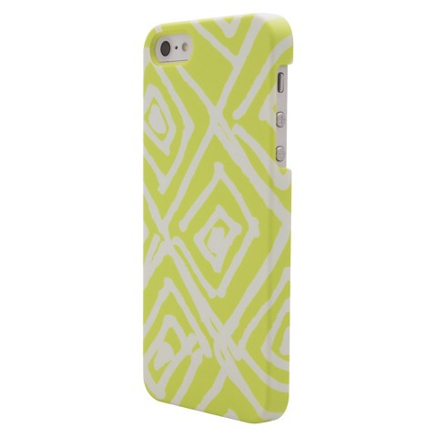 Mara Mi Diamond Cell Phone Case for iPhone5 - Green (CO7659)