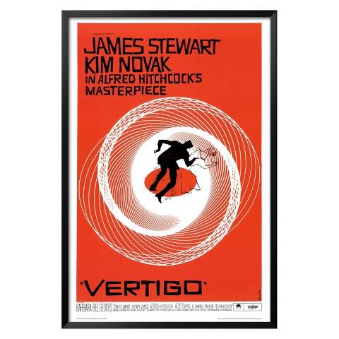 Art.com - Vertigo Framed Poster