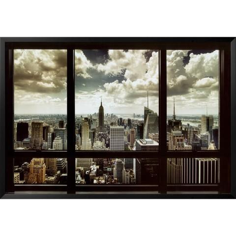 Art.com - New York Window