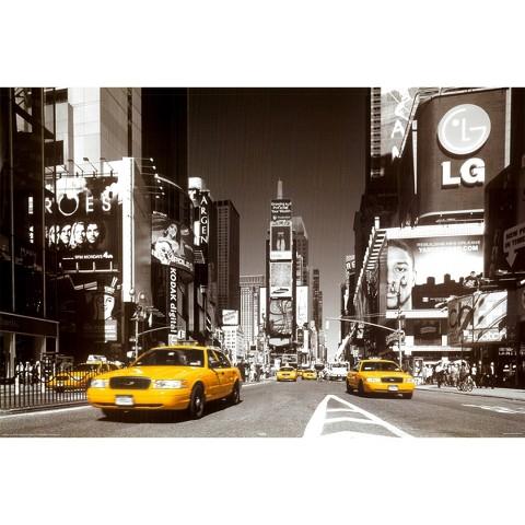 Art.com - Times Square Yellow Cab