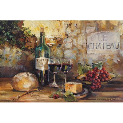 Art.com - Le Chateau Framed Art Print