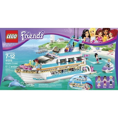 LEGO® Friends Dolphin Cruiser 41015