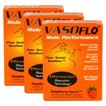 Vasoflo Male Performance Enhancer- 3 Pack
