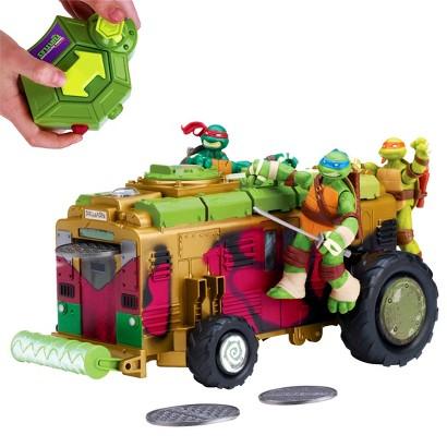 Teenage Mutant Ninja Turtles RC Control Shellraiser