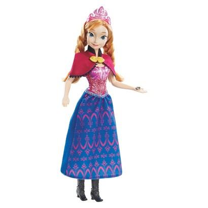 Disney Frozen Musical Magic Anna Fashion Doll
