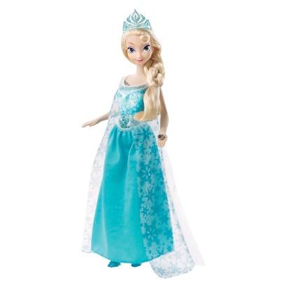 Disney Frozen Musical Magic Elsa Fashion Doll