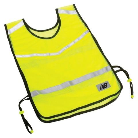 New Balance Reflective Vest - Yellow