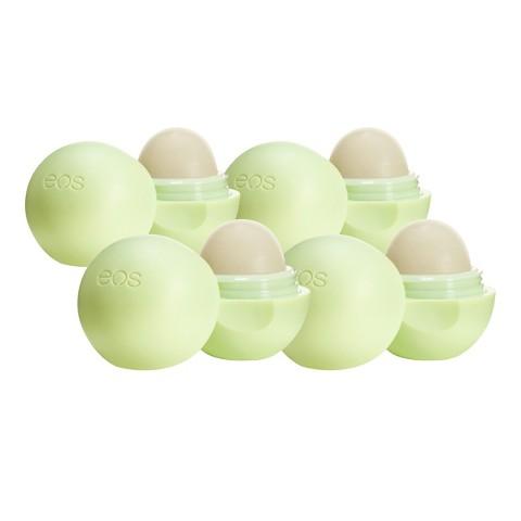 EOS Organic Lip Balm Sphere - Honeysuckle  (4 Pack)