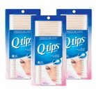 Q-tips Cotton Swabs - 3 Pack