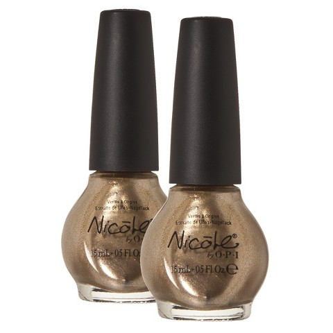Nicole by OPI Nail Polish - The Next CEO  - 2 Pack