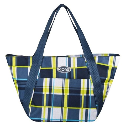Sachi Grey K5 Insulated Fashion Lunch Tote