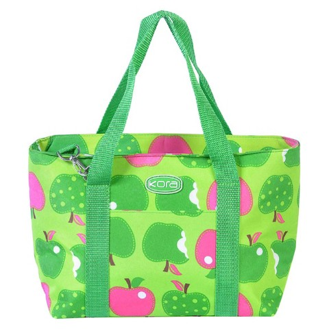 Sachi Green K2 Insulated Fashion Lunch Tote