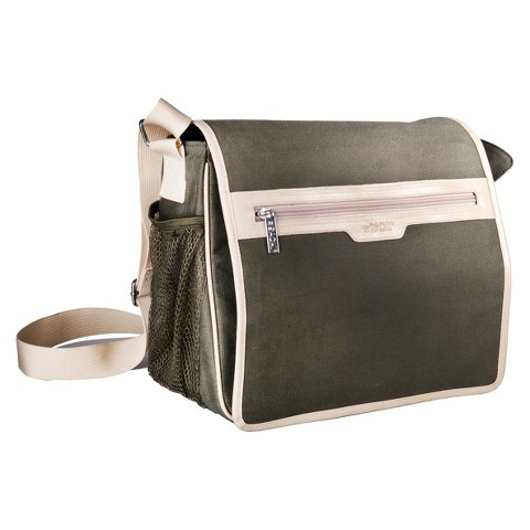 Sachi Olive Insulated Fashion Messeger Bag