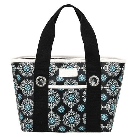 Sachi B & B Insulated Fashion Lunch Tote