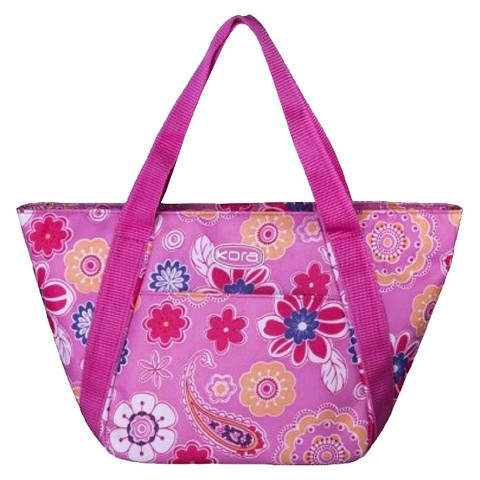 Sachi Pink K5 Insulated Fashion Lunch Tote