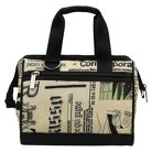 Sachi Bl & Be Insulated Fashion Lunch Tote