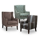Jackson Wingback Chair Collection