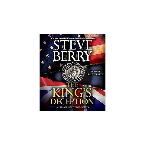 The King's Deception (Unabridged) (Compact Disc)