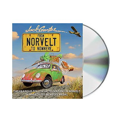 From Norvelt to Nowhere (Unabridged) (Compact Disc)