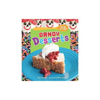 Dandy Desserts (Hardcover)