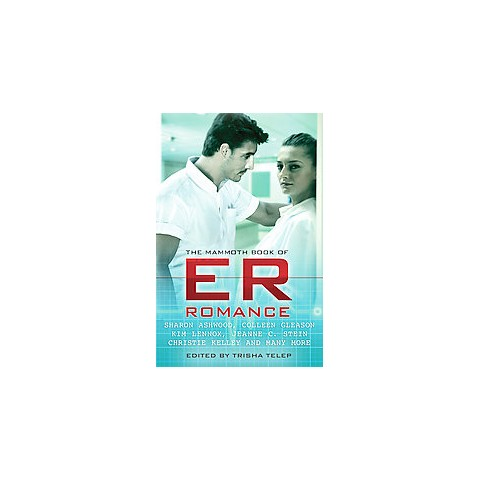 The Mammoth Book of Er Romance (Paperback)