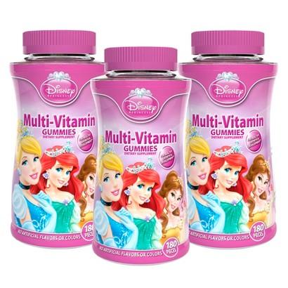 Disney Princess Multi Vitamin Gummies