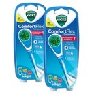 Vicks ComfortFlex Thermometer - 2 Count