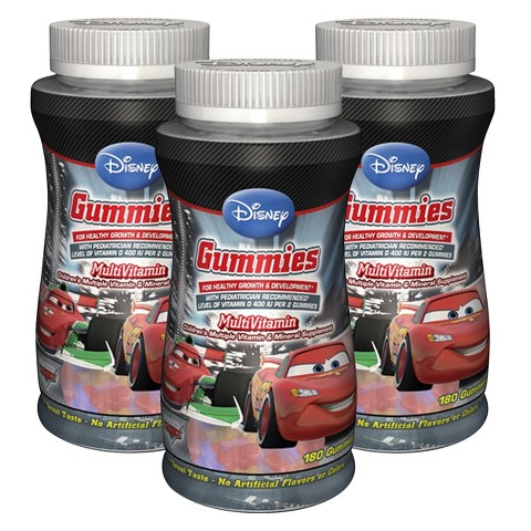 Disney Multivitamin and Mineral Gummies