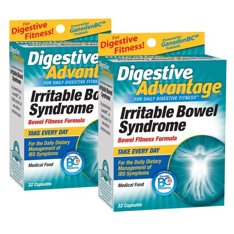 Digestive Advantage Irritable Bowel Syndrome  - 2 Pack