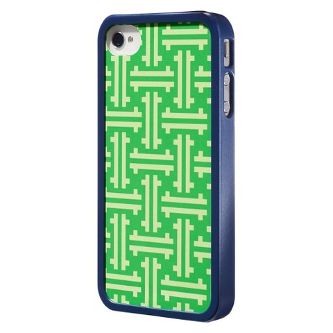 RuMe Cell Phone Case for iPhone4/4S - Green (TAR-4C63)