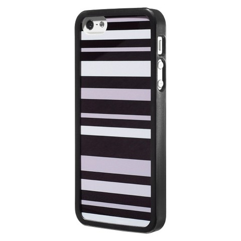 RuMe Cell Phone Case for iPhone5 - Black/White (TAR-5C61)