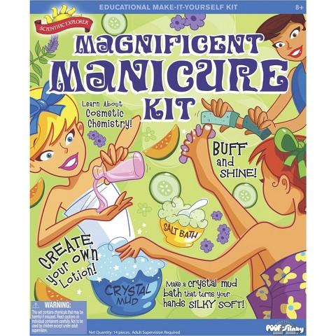 Alex Brands Scientific Explorer 0SA259 Magnificent Manicure Kit