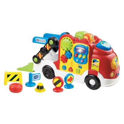 VTech Go Go Smart Wheels Car Carrier