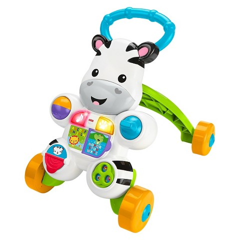 Fisher-Price® Musical Lion Walker