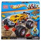Mega Bloks Hot Wheels Super BlitzenTM Monster Truck- Yellow