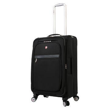 25 spinner luggage target
