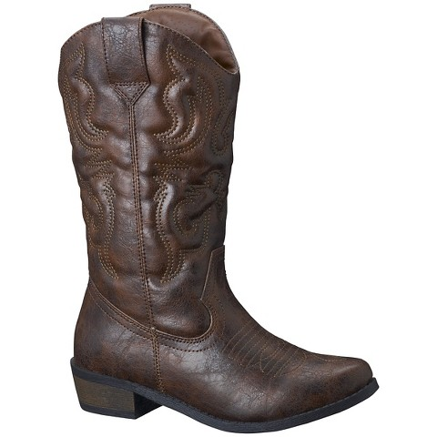 Girls' Gregoria Cowboy Boot Cherokee®