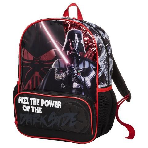 """Star Wars Saber Shine 16"""" Backpack"""