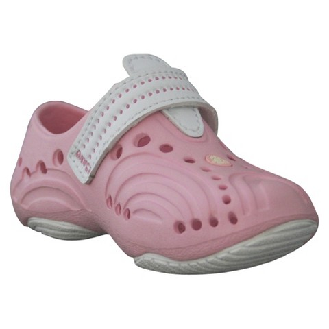 Toddler Girl's USA Dawgs Premium Spirit Shoes - Pink/White