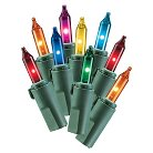 Philips Heavy Duty Mini Lights Multi-color 200ct