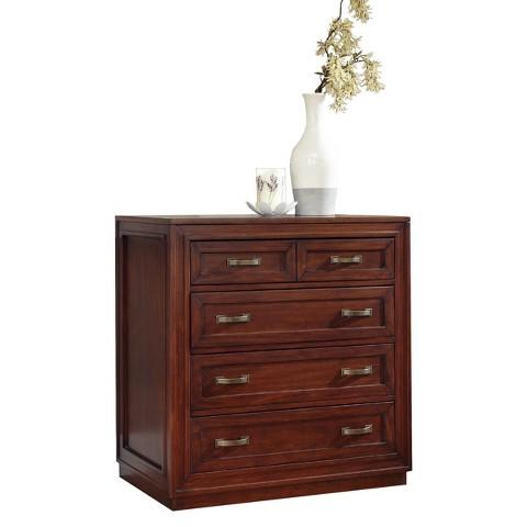 Home Styles Duet Dresser - Cherry