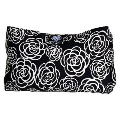 ECOM Balboa Baby Shopping Cart Cover - Black Camellia